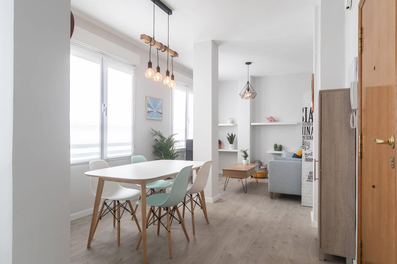 Apartamento Ayuntamiento Airbnb